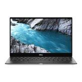 """Prijenosno računalo DELL XPS 7390 / Core i7 10510U, 16GB, 512GB SSD, HD Graphics, 13.3"""" FHD, Windows 10 Pro, srebrno"""