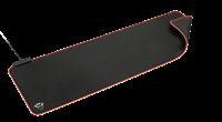 Podloga za miš TRUST GXT 764 Glide-Flex, RGB, crna
