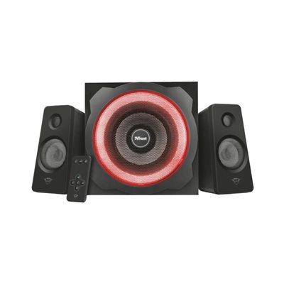 Zvučnici TRUST GXT 629 Tytan RGB Illuminated, 2.1, Gaming, 60W, crni