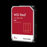 "Tvrdi disk 4000 GB WESTERN DIGITAL  Red, WD40EFAX, SATA3, 64MB cache, 5400 okr./min, 3.5"", za NAS"