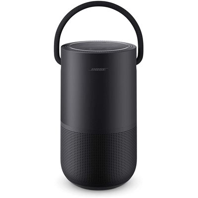 Prijenosni Bluetooth zvučnik BOSE Portable Home Speaker, Wi-Fi, bluetooth, crni