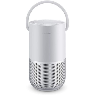 Prijenosni Bluetooth zvučnik BOSE Portable Home Speaker, Wi-Fi, bluetooth, srebrni