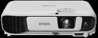 Projektor LCD, EPSON EB-W41, 1280x800, 15000:1, LAN, D-SUB, HDMI, USB, bijeli