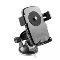 Držač za smartphone SBOX PS-11, za auto, vjetrobranski, crni