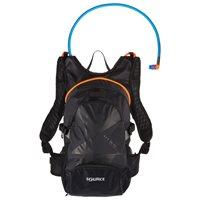 Biciklistički ruksak SOURCE Air Fuse 3+9L Hydrapack, crni
