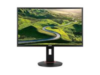 "Monitor 27"" LED ACER XF270HBbmiiprzx, FHD, 1ms, 400cd/m2, 100.000.000:1, DP, HDMI, zvučnici, pivot, crni"