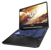 "Prijenosno računalo ASUS TUF FX505DU-BQ150 / Ryzen 7 3750H, 16GB, 1000GB + 512GB SSD, GeForce GTX 1660Ti 6GB, 15.6"" IPS FHD, DOS, crno"