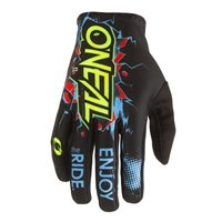 Biciklističke rukavice ONEAL Matrix Villian, vel. M, crne