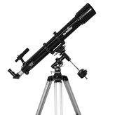 Teleskop SKYWATCHER Luna-90, 90/900, refraktor, EQ2 stalak