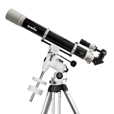 Teleskop SKYWATCHER Mira-102, 102/1000, refraktor, EQ3 stalak