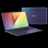"Prijenosno računalo ASUS VivoBook X512DK-EJ301T / Ryzen 5 3500U, 12GB, 512GB SSD, Radeon R540X, 15.6"" LED FHD, Windows 10, plavo"