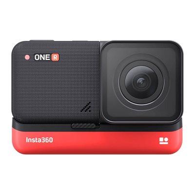 Sportska digitalna kamera INSTA360 ONE R Twin Edition, 5,7K, USB-C, crna