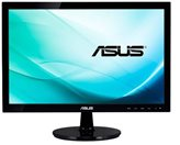 "Monitor 19"" LED ASUS VS197DE, 5ms, 200cd/m2, 50.000.000:1, D-SUB, crni"