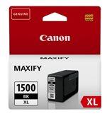 Tinta za CANON PGI-1500XL, za Maxify MB2150/MB2750, crna