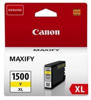 Tinta za CANON PGI-1500XL, za Maxify MB2150/MB2750, žuta
