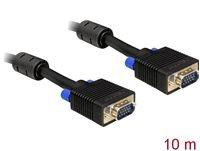 Kabel DELOCK, VGA (M) na VGA (M), 10m