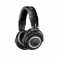 Slušalice AUDIO-TECHNICA ATH-M50XBT, bežične, mikrofon, crne