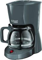 Aparat za kavu RUSSELL HOBBS 22613-56, Stakleni vrč kapaciteta 1,25 l, textures siva