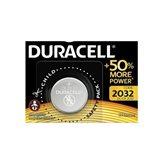 Baterija DURACELL CR 2032