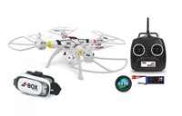 Dron JAMARA PayLoad, VR naočale, kamera, brzina do 40km/h, upravljanje daljinskim upravljačem
