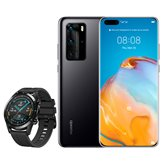 "Smartphone HUAWEI P40 PRO, 6,58"", 8GB, 256GB, Android 10, crni + Huawei GT2 Watch - PREORDER"