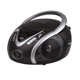 Prijenosni CD radio uređaj TREVI CMP 542, FM, USB, CD, MP3, crni