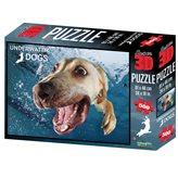 Slagalica HOW Puzzle 3D Pas Bella 500kom 61X46cm