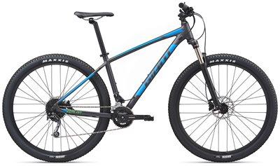 Muški bicikl GIANT Talon 29er 2GE, vel.S, Alivio/Deore, crno/plavi