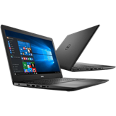 "Prijenosno računalo DELL Vostro 3590 / Core i3 10110U, 8GB, 256GB SSD, HD Graphics, 15.6"" FHD, Windows 10 Pro, crno"
