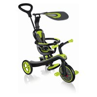 Tricikl GLOBBER Explorer 4 u 1, zeleni