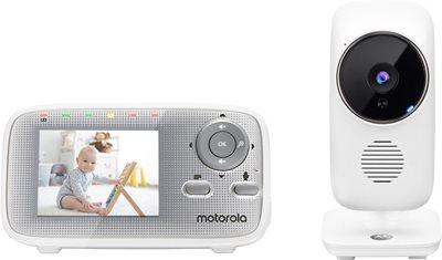 Monitor za bebe MOTOROLA MBP 481 AXL, WiFi, HD 720p video