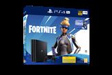 Igraća konzola SONY PlayStation 4 Pro, 1000GB black G Chassis, Fortnite VCH (2019) + Nioh 2 + InFamous Second Son