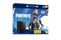 Igraća konzola SONY PlayStation 4 Pro, 1000GB black G Chassis, Fortnite VCH (2019) + Nioh 2 + InFamous Second Son