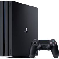Igraća konzola SONY PlayStation 4 Pro, 1000GB, G Chassis, crna + Gamepad Dualshock + Nioh 2 + Bloodborne