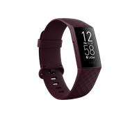 Narukvica FITBIT Charge 4 Rosewood, HR, GPS, Fitbit pay