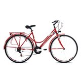 Ženski bicikl USED CAPRIOLO Sunrise vel.19, kotači 28