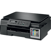 Multifunkcijski uređaj USED BROTHER DCP DCPT300YJ1, printer/scanner/copier, 600dpi, 64MB, USB