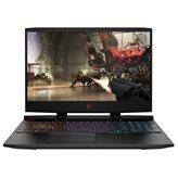 "Prijenosno računalo HP Omen 15 7RZ80EA / Core i7 9750H, 8GB, 512GB SSD, GeForce RTX 2060 6GB, 15.6"" IPS FHD, DOS, crno"