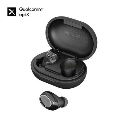 Slušalice ONYX Neo True Wireless Earbuds, in-ear, bežične, bluetooth, crne