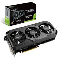 Grafička kartica PCI-E ASUS GeForce GTX 1660Ti OC TUF3 Gaming, 6GB GDDR6