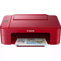 Multifunkcijski uređaj CANON Pixma TS3352, printer/scanner/copy, 1200dpi, Wi-Fi, USB, crveni
