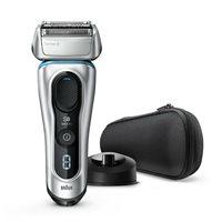 Aparat za brijanje BRAUN 8350s srebrni