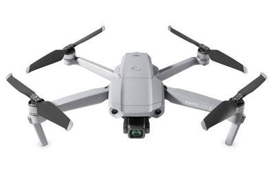 Dron DJI Mavic Air 2, 4K UHD kamera, 3-axis gimbal, vrijeme leta do 34min, upravljanje daljinskim upravljačem, sivi - PREORDER