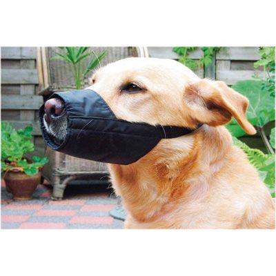 Brnjica za pse BEEZTEES, najlonska, vel. L 18,5