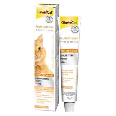Dodatak prehrani za mačke GIMCAT, multivitaminska pasta, 100g
