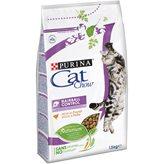 Hrana za mačke PURINA Cat Chow Hairball Control, 15kg, za odrasle mačke