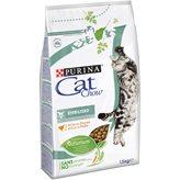 Hrana za mačke PURINA Cat Chow Sterilised, 1,5kg, za odrasle sterilizirane mačke
