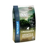 Hrana za pse NUTRIVET Inne Growth & Nutrients 45/16, 12kg, za štence