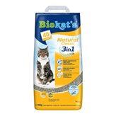 Pijesak za mačke GIMCAT, Biokat's Natural, 10kg