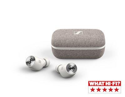 Slušalice SENNHEISER Momentum True Wireless 2, in-ear, bežične, bijele
